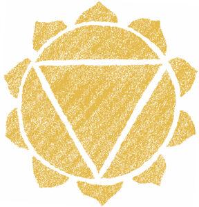 solar plexus chakrasymbol