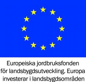 EU logo jordbruksfonden