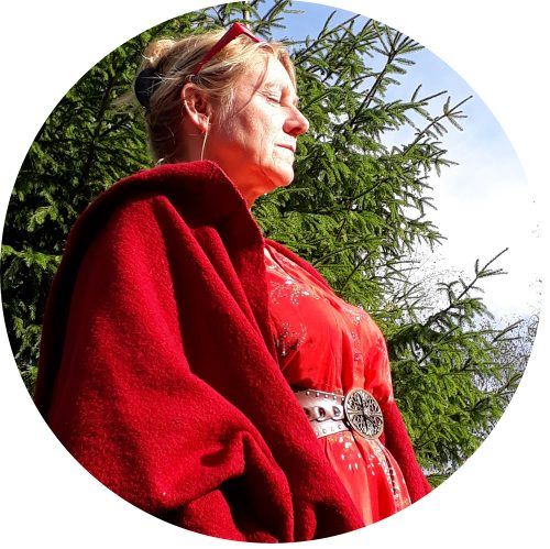 Susanne Byström kursledare för Väck din vildkvinna